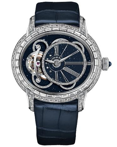 Audemars Piguet Millenary Tourbillon 26381BC.ZZ.D312CR.01 womens watch